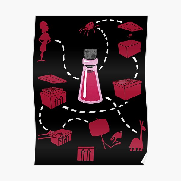 Yzma's Potion Poster