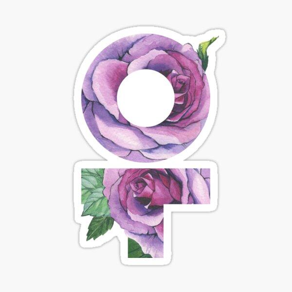 WomenPower #1 Sticker