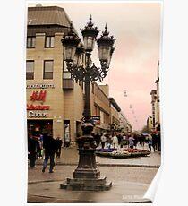 Upsala Lamp Poster