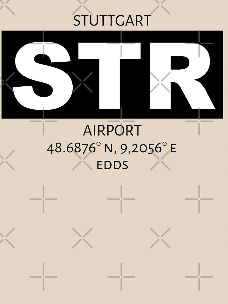 Stuttgart Airport STR by AvGeekCentral