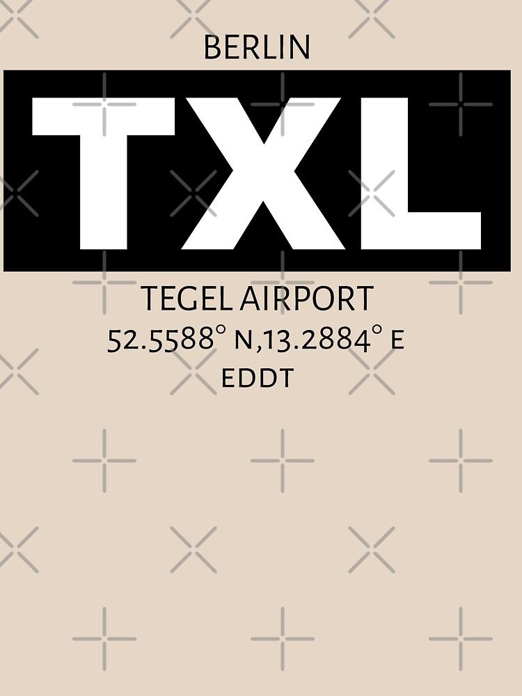 Berlin Tegel Airport TXL by AvGeekCentral