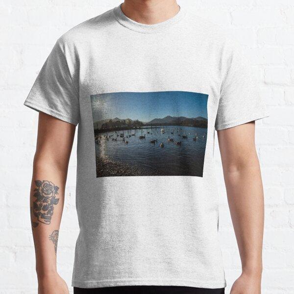 derwentwater landings at keswick Classic T-Shirt