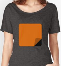 Orange is the New Black Design Women's Relaxed Fit T-Shirt