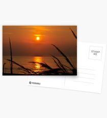 Simple Sunrise Postcards