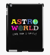 ASTROWORLD look mum I can fly  iPad Case/Skin