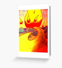 asteroidday Greeting Card