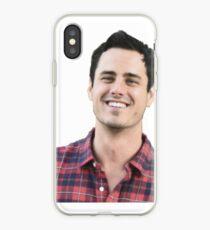 Plaid Ben H.  iPhone Case