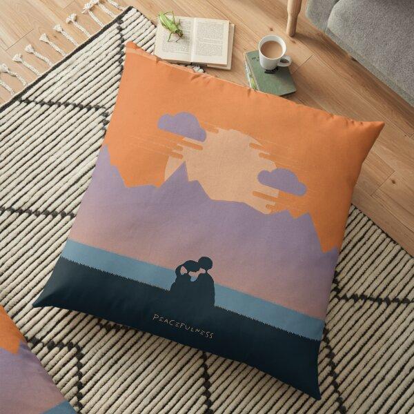 Peacefulness Floor Pillow