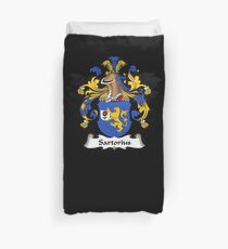 Sartorius Coat of Arms - Family Crest Shirt Bettbezug