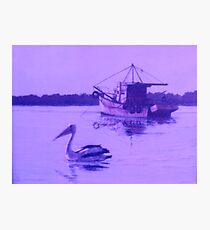 Burrum Heads Qld Photographic Print