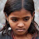 Shy girl  by JYOTIRMOY Portfolio Photographer