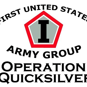 First United States Army Group (FUSAG) - Operation Quicksilver by cobra312004