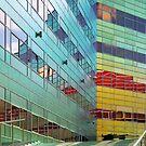 Colorful walls (5) by Marjolein Katsma