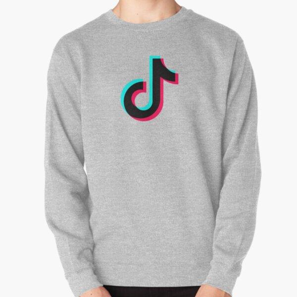 Tiktok - memes Pullover Sweatshirt