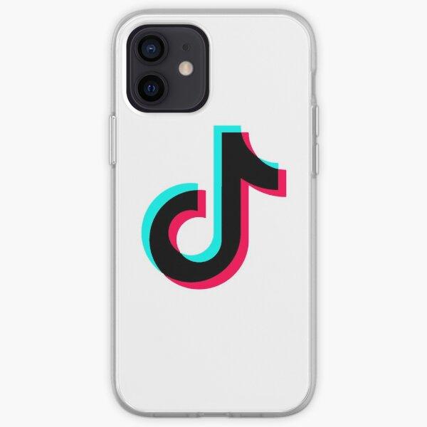 Tiktok - mèmes Coque souple iPhone