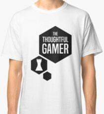 New TTG Logo (Transparent) Classic T-Shirt