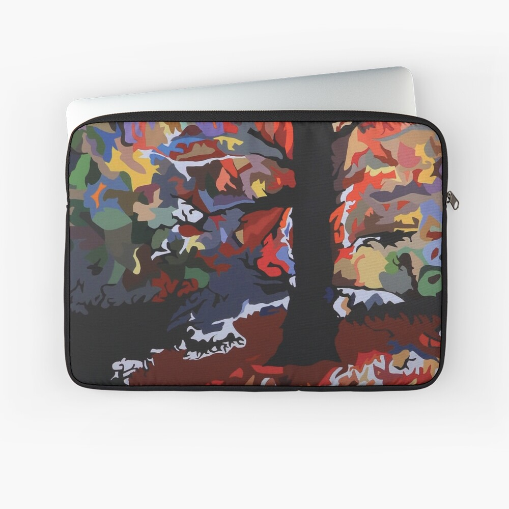 Fall Fireworks Laptop Sleeve