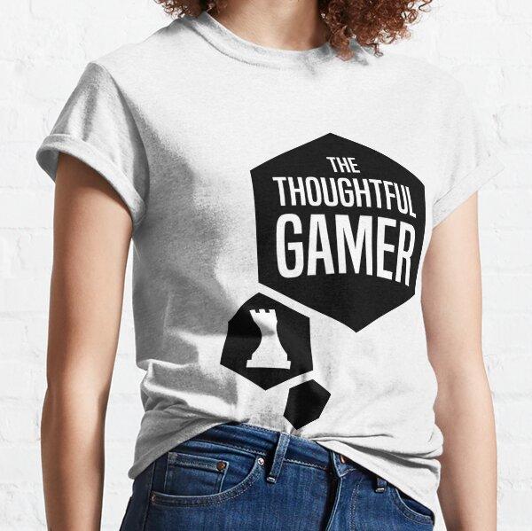 New TTG Logo (White Letters) Classic T-Shirt