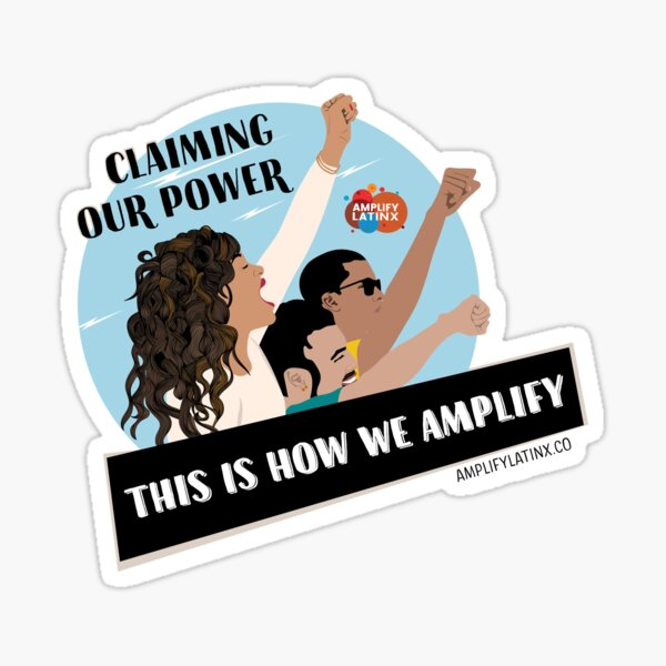 Claiming Our Power Sticker