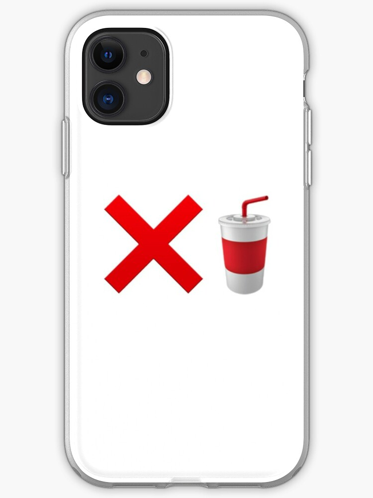 No Diet Today iPhone 11 case
