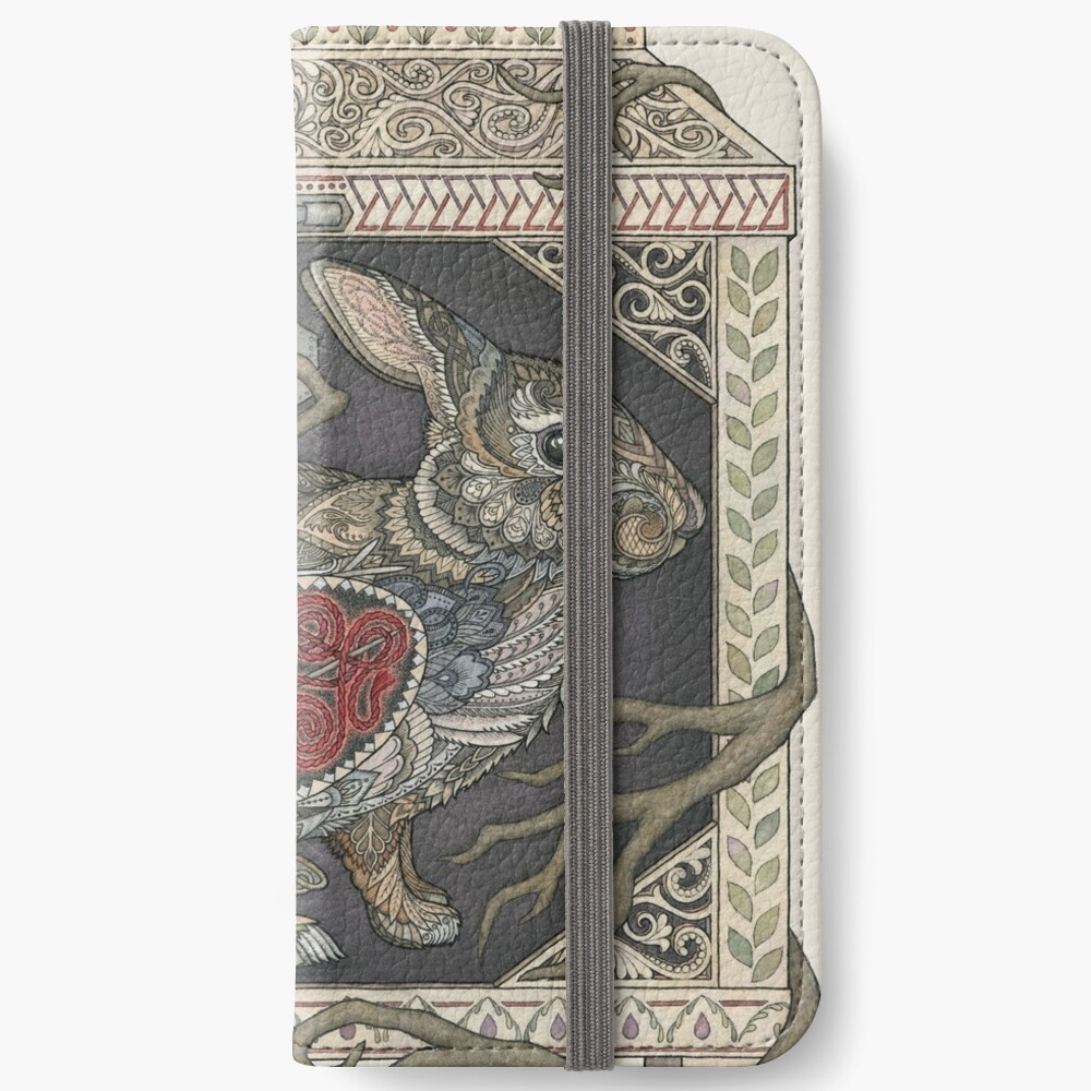 The Phylactery of Koschei the Deathless iPhone Wallet