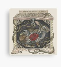 The Phylactery of Koschei the Deathless Canvas Print