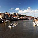 Whitby, Yorkshire by Bev Pascoe