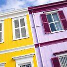 Valparaiso houses by marcelo de la torre