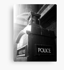 Lienzo Police Telephone Box, City of London