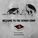 Welcome to the Demon Camp by UnfortunatelyRR