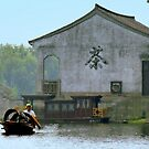 Tea House  by Brian Bo Mei