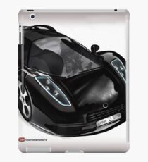 Omar Edition Car iPad Case/Skin