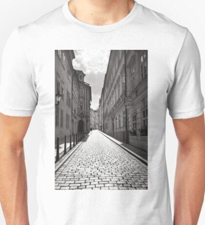 Prague Street T-Shirt