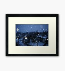 Windsor Winter Framed Print