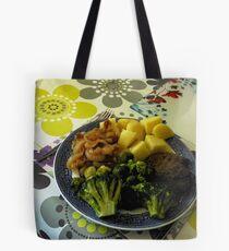 Gesundes Essen Tote Bag
