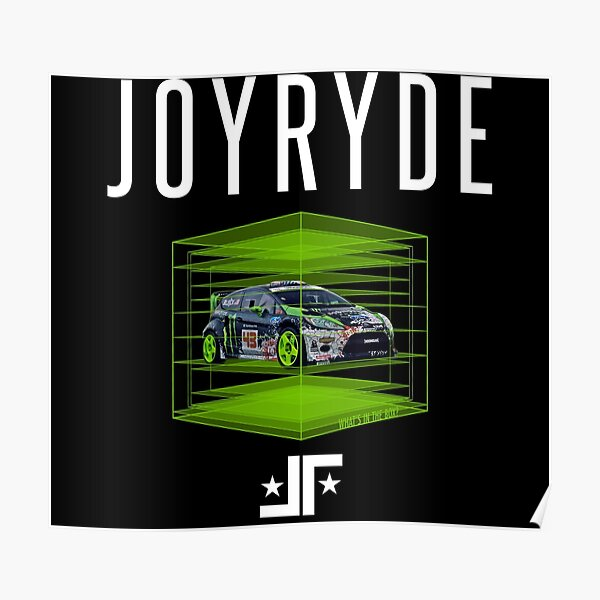 Joyryde - What's In The Box? Poster