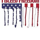 I Bleed Freedom by BigAl3D