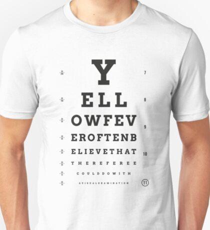 One Eyed (Black) T-Shirt
