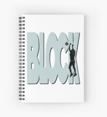 BLOCK, Volleyball Spiralblock