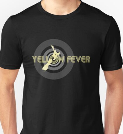 Fever Over Welly (Yellow) T-Shirt