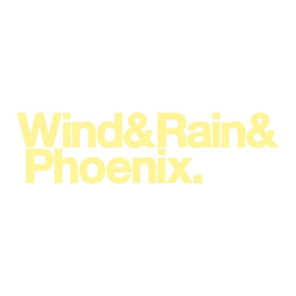 Wind & Rain & Phoenix (Yellow) by YellowFeverNZ