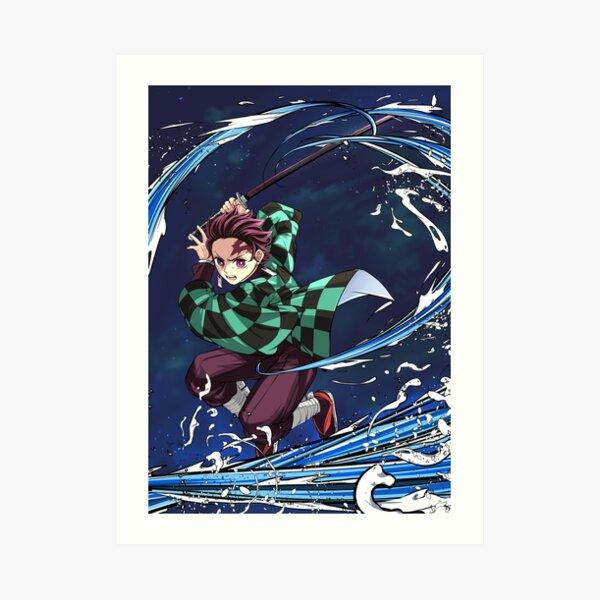 En Garde | Kimetsu no Yaiba Art Print