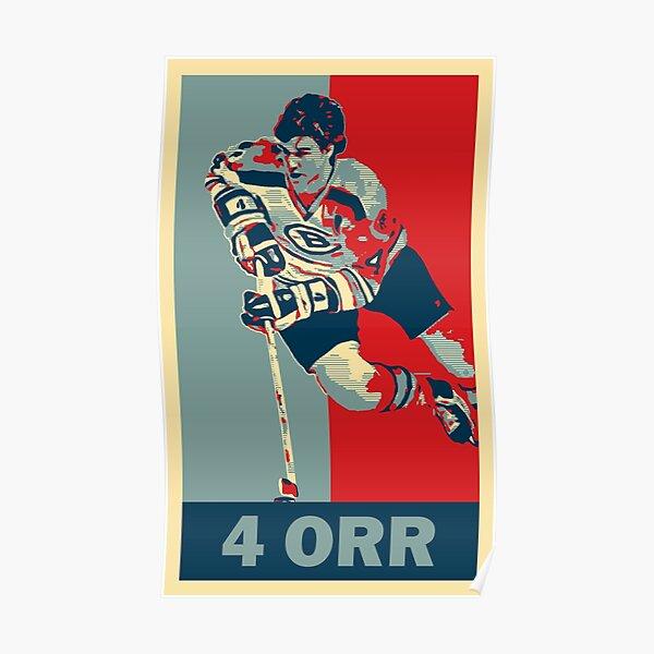 Bobby Orr Poster