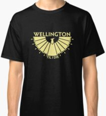 Phoenix 'Til I Die (Yellow) Classic T-Shirt