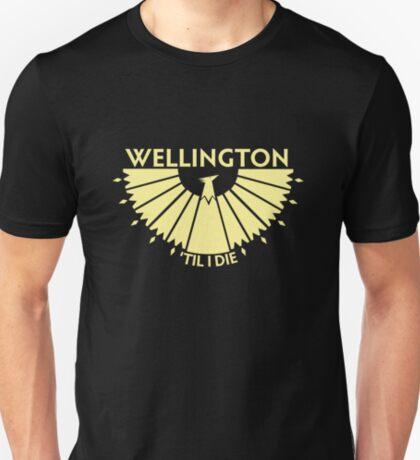 Phoenix 'Til I Die (Yellow) T-Shirt