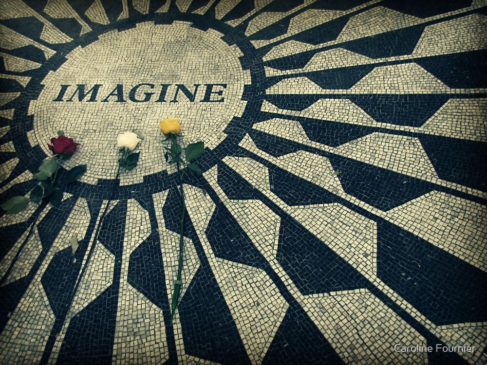 Imagine by Caroline Fournier