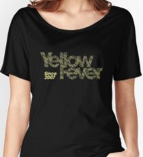 Squad Goals '15 (Yellow) Relaxed Fit T-Shirt