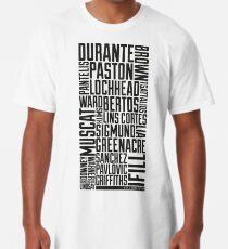 Squad Goals '11 (Black) Long T-Shirt