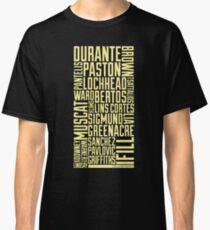 Squad Goals '11 (Yellow) Classic T-Shirt