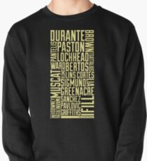 Squad Goals '11 (Yellow) Pullover Sweatshirt
